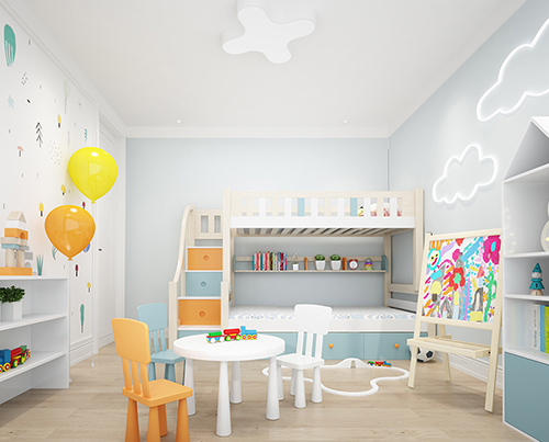 儿童房板材